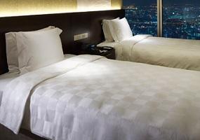 大阪マリオット都ホテルの快眠ベッド(画像引用:大阪マリオット都ホテル)