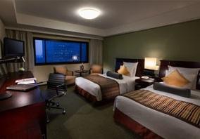 ANAクラウンプラザホテル大阪のクラブフロア(画像引用元:ANAクラウンプラザホテル大阪)