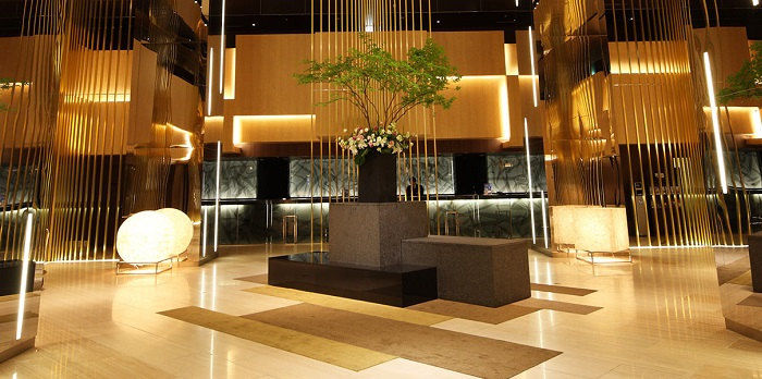 ANAクラウンプラザホテル大阪の館内の雰囲気(画像引用元:ANAクラウンプラザホテル大阪)