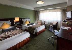 ANAクラウンプラザホテル大阪のアッパーフロア(画像引用元:ANAクラウンプラザホテル大阪)
