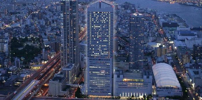 ベイタワー大阪の外観(画像引用元:楽天トラベル)