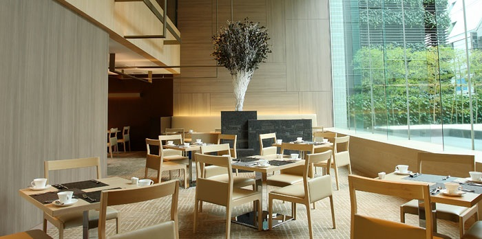 ANAクラウンプラザホテル大阪のブッフェレストラン(画像引用元:ANAクラウンプラザホテル大阪)