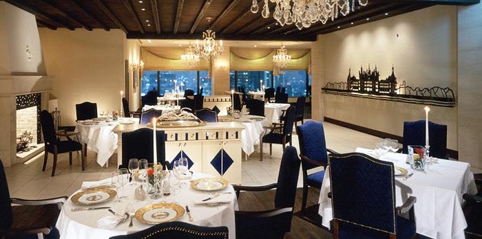 リーガロイヤルホテル(大阪)のフレンチレストラン(画像引用元:リーガロイヤルホテル)