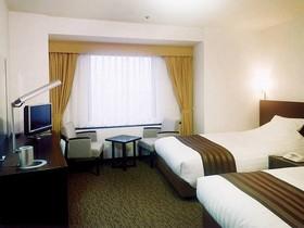 大阪第一ホテルのツインルーム(画像引用元:大阪第一ホテル)