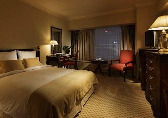 リーガロイヤルホテル(大阪)のプレデンシャルフロアの客室1(画像引用元:リーガロイヤルホテル)