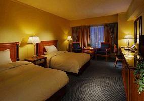 リーガロイヤルホテル(大阪)のデラックスフロアの客室(画像引用元:リーガロイヤルホテル)