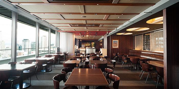 ホテルグランヴィア大阪のビュッフェレストラン(画像引用元:楽天トラベル)