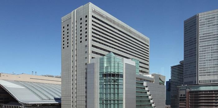 ホテルグランヴィア大阪の外観(画像引用元:楽天トラベル)