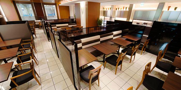 ホテルグランヴィア大阪のカフェレストラン(画像引用元:楽天トラベル)