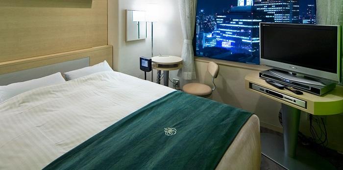 ホテルグランヴィア大阪のスタンダード(画像引用元:楽天トラベル)