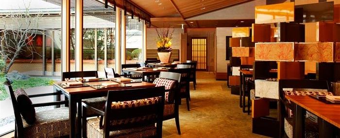 ザ・リッツ・カールトン大阪 の日本料理レストラン(画像引用元:ザ・リッツ・カールトン大阪 )