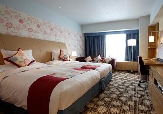 リーガロイヤルホテル(大阪)のナチュラルフロアの客室(画像引用元:リーガロイヤルホテル)