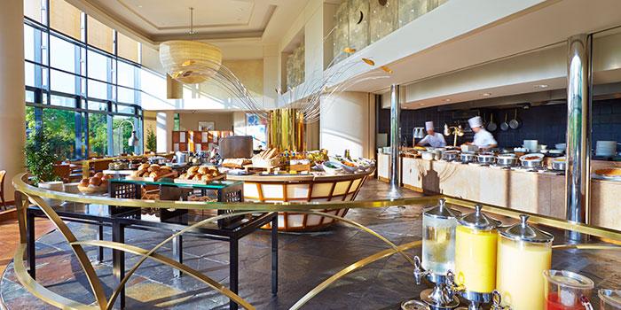 ハイアットリージェンシー大阪のブッフェレストラン(画像引用元:楽天トラベル)