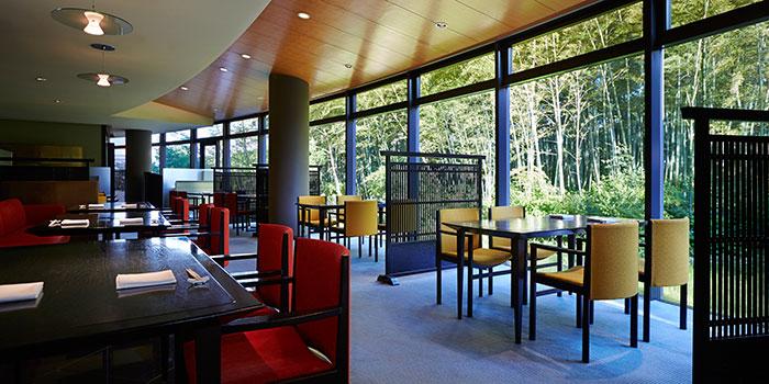 ハイアットリージェンシー大阪の日本料理レストラン(画像引用元:楽天トラベル)