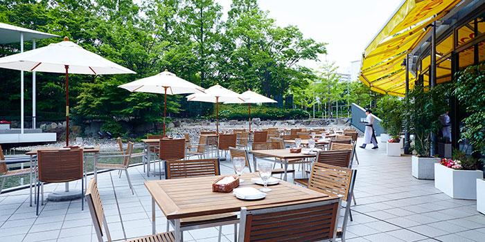 ハイアットリージェンシー大阪のイタリアンレストラン(画像引用元:楽天トラベル)