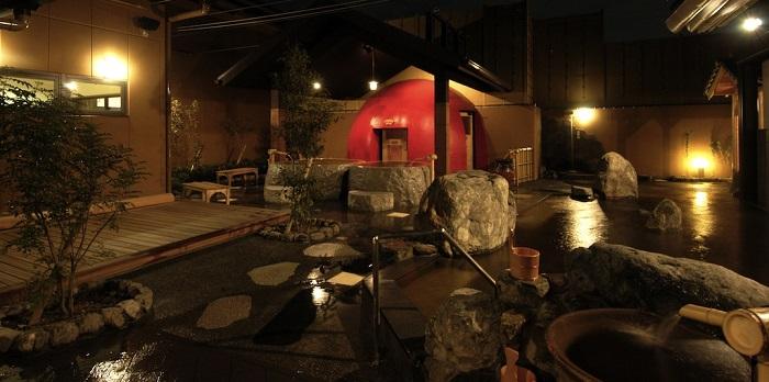 温泉一休の石のゆ2(画像引用元:ゆーナビ関西)