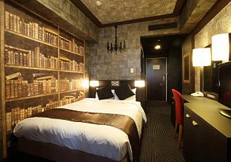 ホテル京阪ユニバーサル・シティの館内の隠れ家ルーム(画像引用元:ホテル京阪ユニバーサル・シティ)