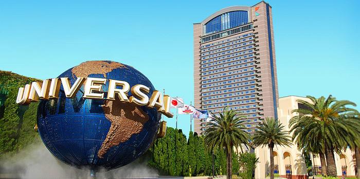 ホテル京阪 ユニバーサル・タワーの外観(画像引用元:ホテル京阪 ユニバーサル・タワー)
