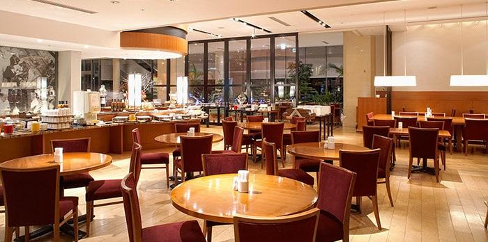 ホテル京阪 ユニバーサル・タワーのレストラン(画像引用元:ホテル京阪 ユニバーサル・タワー)