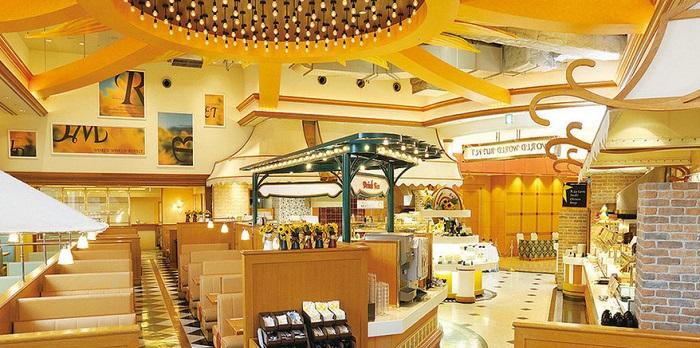ホテル京阪ユニバーサル・シティの館内のレストラン(画像引用元:ホテル京阪ユニバーサル・シティ)