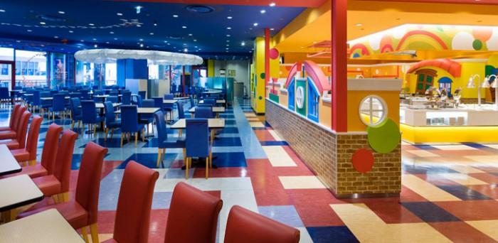ホテル近鉄ユニバーサル・シティのレストラン(画像引用元:ホテル近鉄ユニバーサル・シティ)
