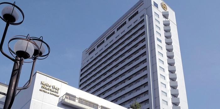 神戸ベイシェラトン&タワーズの外観(画像引用元:楽天トラベル)