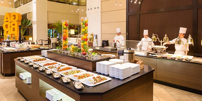 神戸ベイシェラトン&タワーズのレストラン(画像引用元:楽天トラベル)