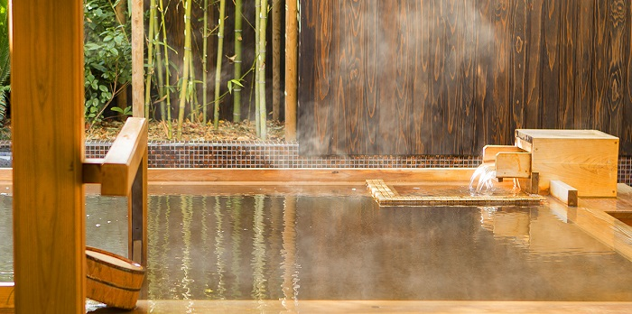 神戸ベイシェラトン&タワーズの天然温泉(画像引用元:楽天トラベル)