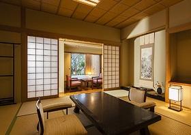 神戸ベイシェラトン&タワーズの露天風呂付和室(画像引用元:楽天トラベル)