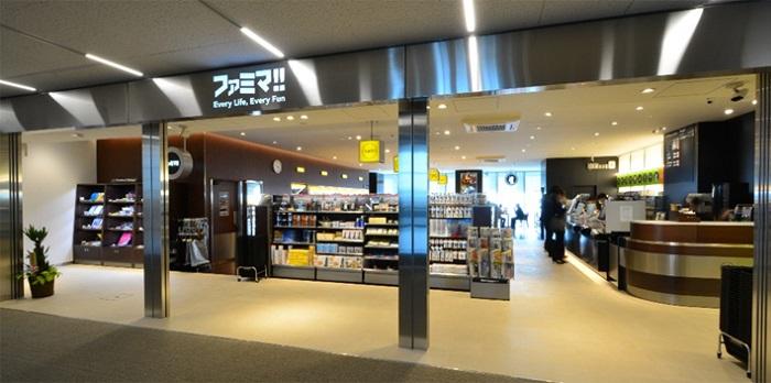 USJアライアンスホテルのコンビニ(画像引用元:マリオット都ホテル大阪)