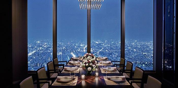 大阪マリオット都ホテルのレストラン(画像引用:大阪マリオット都ホテル)