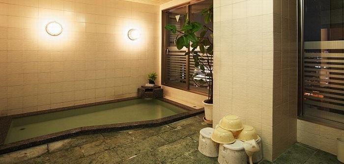 ニュー松ヶ枝の大浴場(画像引用元:楽天トラベル)