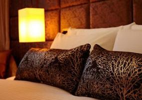 三井ガーデンホテル大阪プレミアムの快眠ベッド(画像引用元:楽天トラベル)