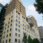 ホテルモントレ大阪の外観(画像引用元:楽天トラベル)
