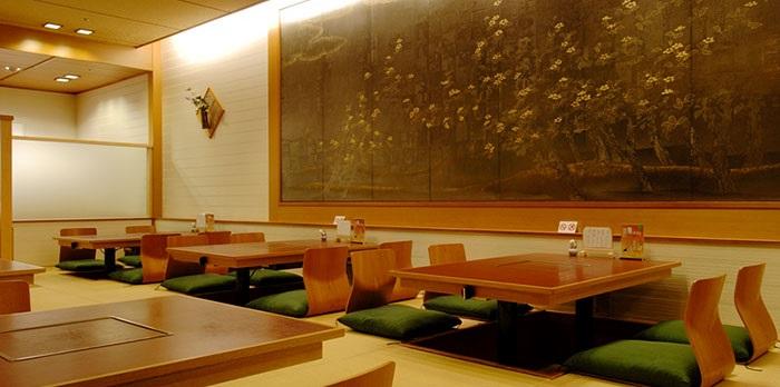 リーガロイヤルホテル(大阪)のなだ万(画像引用元:リーガロイヤルホテル)