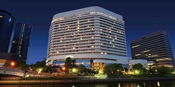 ホテルニューオータニ大阪の外観(画像引用元:ホテルニューオータニ)