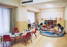 ホテルニューオータニの託児所(画像引用元:楽天トラベル)
