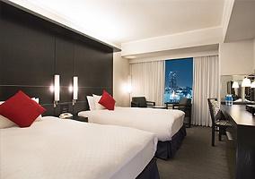 ホテル日航大阪のプレミアムルーム(画像引用:ホテル日航大阪)