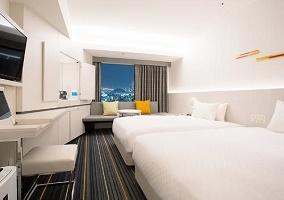 ホテル日航大阪のスーペリアプレミアムルーム(画像引用:ホテル日航大阪)