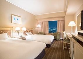 ホテル日航大阪のアッパービュールーム(画像引用:ホテル日航大阪)