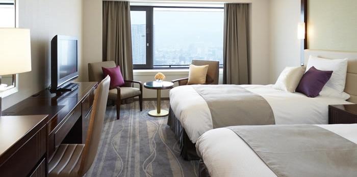 ホテルオークラ神戸のオーセンティックフロア(画像引用元:楽天トラベル)