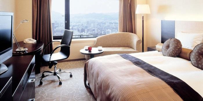 ホテルオークラ神戸のスーペリアフロア(画像引用元:楽天トラベル)
