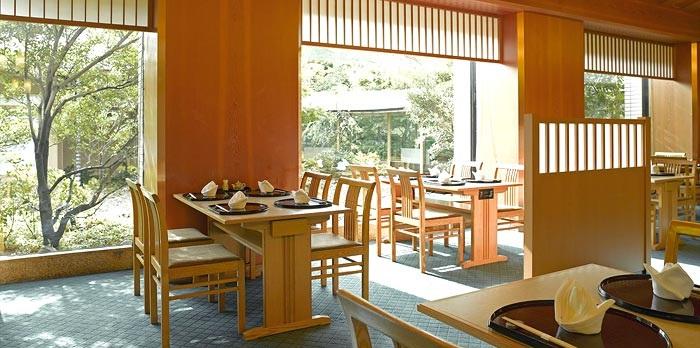 ホテルオークラ神戸の和食レストラン(画像引用元:楽天トラベル)