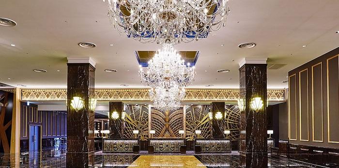 ザパークフロントホテルの雰囲気(画像引用元:ザパークフロントホテル)