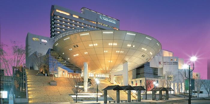 ホテルプラザ神戸の外観(画像引用元:楽天トラベル)