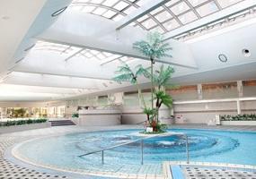 リーガロイヤルホテル(大阪)のプール(画像引用元:リーガロイヤルホテル)