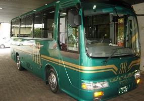 リーガロイヤル のシャトルバス(画像引用元:リーガロイヤルホテル)