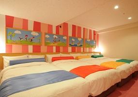 リーガロイヤル キャラクタールーム(画像引用元:リーガロイヤルホテル)