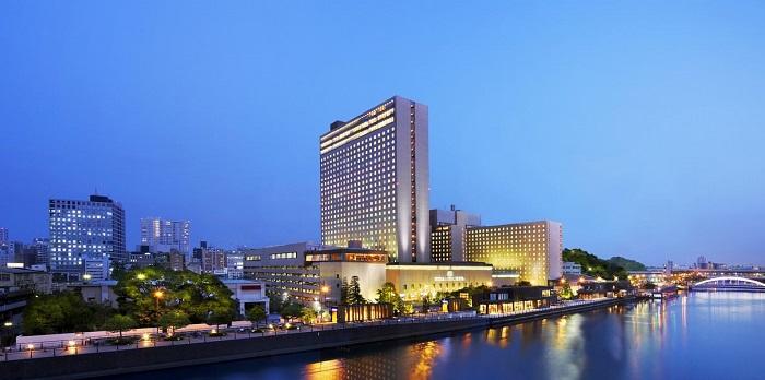 リーガロイヤルホテル(大阪)の外観(画像引用元:リーガロイヤルホテル)