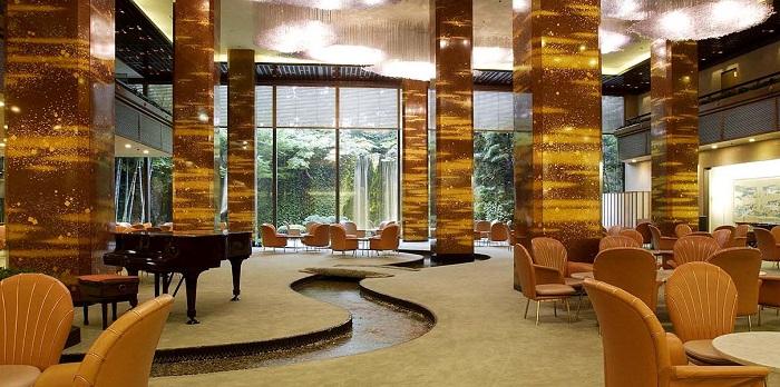 リーガロイヤルホテル(大阪)の館内の雰囲気(画像引用元:リーガロイヤルホテル)